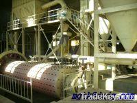 cement clinker mill