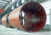rotary kiln for sponge iron