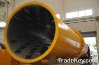 High Efficiency Rotary Dryer for Slag, coal, wood, bagasse...