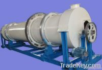 sludge rotary drum dryer