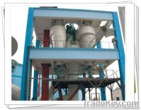 favorable and practical powder concentrator with high output