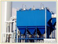 Cement Production Pulse Bag Dust Collector Manufacturers From Shanghai