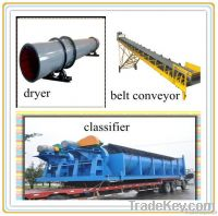 Complete mining equipment & benefication plant / iron ore benefication
