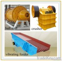 Mini mineral / iron ore benefication production line