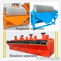 w consumption Beneficiation Production Line / benefication machine fro