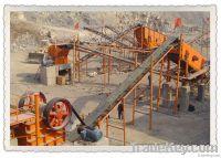 China belt conveyor system, mobile conveyor belt plant