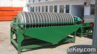 magnetic separator for manganese ore