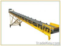 Customized Adjustable Height Inclined Movable Belt Conveyor