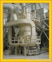 high pressure vertical mill machine