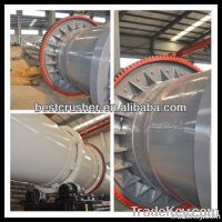 Professional Manufacturer of Rotary Dryer for Mine Ores