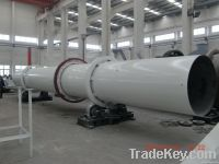 Good performance rotary drum dryer machine