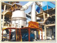 excellent vertical mill machine widely used in mining