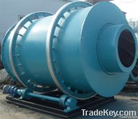 High Capacity Dryer For Fluorite/Fowl dung