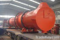 High-efficiency industrial powder dryer