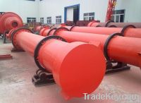 Rotary Lime dryer Of Minggong Manufacturer