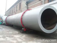 Rotary Lime dryer With High Capacity