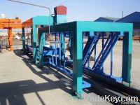 AAC, autoclaved aerated concrete block machine, light weight block mac