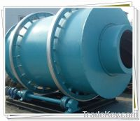 High Capacity rotary dryer Offered By Minggong