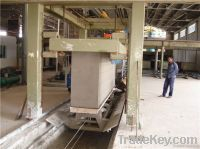 Sand flyash AAC block machines with ISO & CE certification