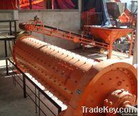 Sand Aerated Concrete Machinery / AAC lighweight sand block machine