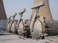 profitable low price aac block production line, sand aac block machine