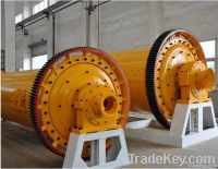 intermittence ceramic ball mill / ball mill with high efficiency / alu