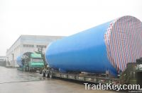 high capacity rotary kiln / rotary coal dryer kiln