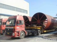 high efficiency rotary kiln / grate rotary kiln
