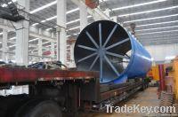 d rotary kiln / rotary kiln calcined bauxite