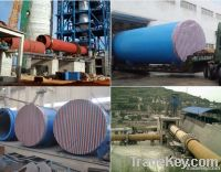 rotary kiln and dryer / mini rotary kiln