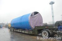 rotary kiln process / rotary kiln sponge iron