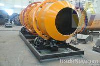 rotary dryer design