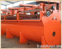 Flotation chemicals / Froth flotation / Copper flotation machine