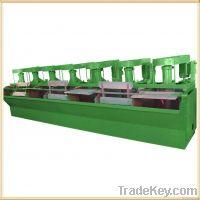 Flotation chemicals / Froth flotation / Copper flotation machine