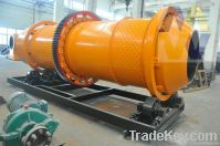 continuous rotary drum dryer