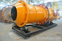 rotary dryer coal burner
