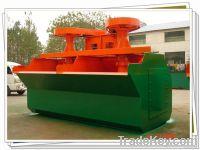 Flotation cell machine / Flotation machine manufacturer / Flotator sys