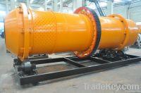 tube rotary dryer