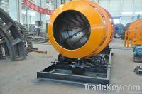 double drum rotary dryer