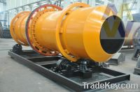 3 cylinder rotary dryer