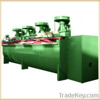 Mineral processing flotation machine / Laboratory flotation / Copper f