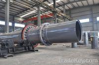 high efficiency rotary dryer