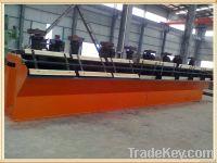 Dissolved air flotation system / Gif flotation machine / Copper ore fl