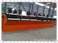 Copper ore froth flotation / Nickel ore flotation machine / Small flot