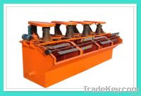 Magnetic flotation / Iron ore flotation / Forth flotation machine