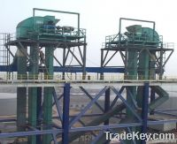 High-speed chain bucket elevator