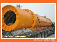 Dryer dryer / Tunnel dryer / rotary dryer design