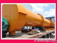 Active Lime Assembly Line / Cement dryer / What is rotary lime dryer
