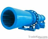Rotary cement dryers / The rotary cement dryer / dryer cement plant