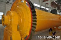 cement raw material ball mill / ball mill for beneficiation / forged s